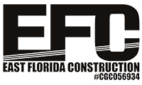 East Florida Construction Logo